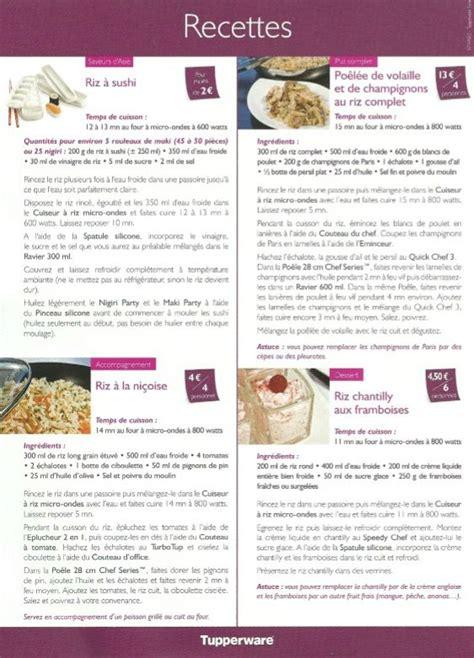 cuisine tupperware recette tupperware cuisine tupperware