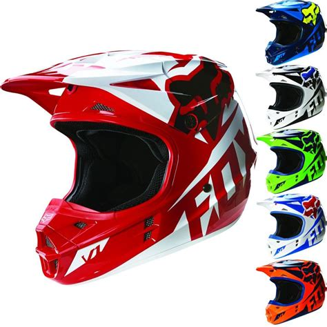 dirt bike helm dp fox racing v1 race mens motocross helmets 2016 fox