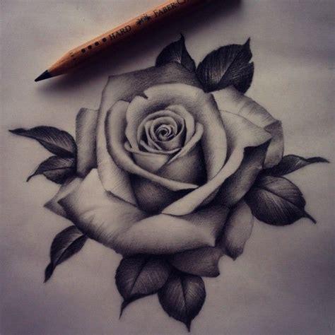 25+ Best Ideas About Single Rose Tattoos On Pinterest