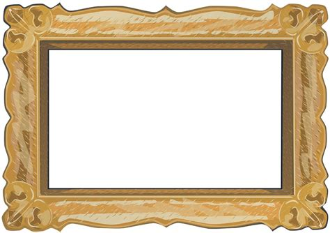 Picture Photo Frame Ppt Backgrounds  Ppt Backgrounds