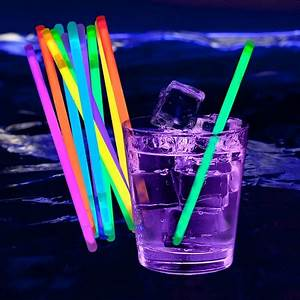 Glow Stir Stick Glowing Stir Stick