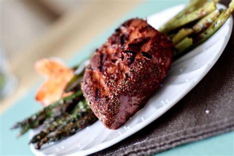 tuna steaks grilled blackened tuna steaks wholefully