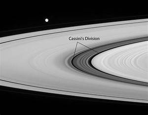 NASA's Cassini Captures Photos of Saturn's Rings In ...