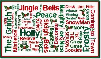10 words to describe the christmas period southbourne school of english bournemouth