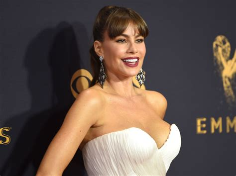 sofia vergara   mammogram  documented