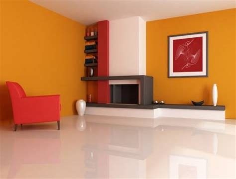 Interior Paint Scheme For Duplex Living Room By Asian