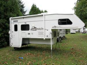 Used Lance Slide in Truck Campers for Sale