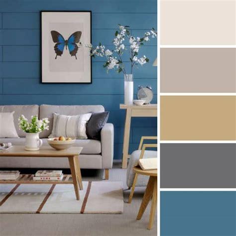 el color azul en las paredes  la decoracion de interiores