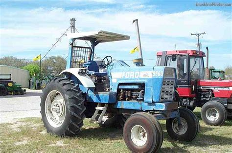 Ford tractor dealers in north texas