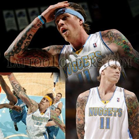 Celebrity Wallpaper Birdman Denver Nuggets Tattoos