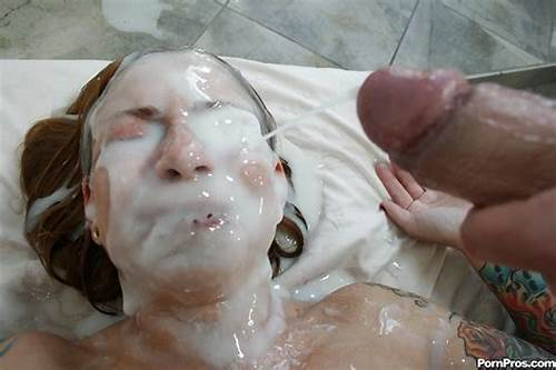 Old Have A Facial Surprise #Slutty #Babe #Scarlett #Pain #Has #Groupsex #With #Bukkake #In #The