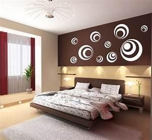 Wandtattoo Für Schlafzimmer : wandtattoo schlafzimmer die sch nsten ornamente und blumenmotive ~ Buech-reservation.com Haus und Dekorationen