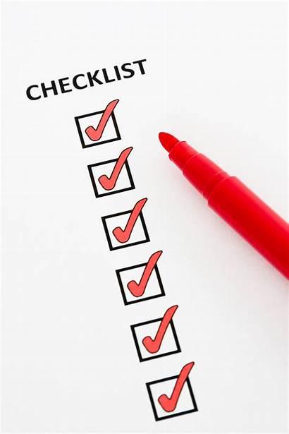 Check Checklist