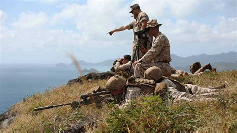 Marine Scout Sniper Sets Record For Most Confirmed Divorces