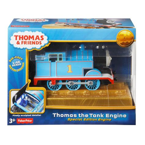 the tank engine special edition die cast metal engine