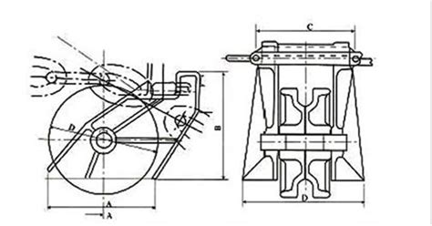 Jis F2033 Roller Chain Stopper Supplier, China Marine