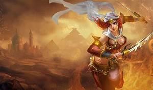 Sandstorm Katarina :: League of Legends (LoL) Champion ...
