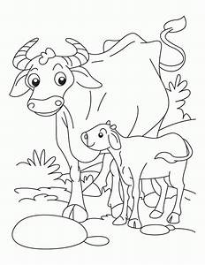 Coloring Pages Of Animals And Their Babies Coloring Home