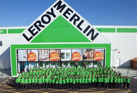 Leroy Merlin Top Rated Diy Store In Southern Europe