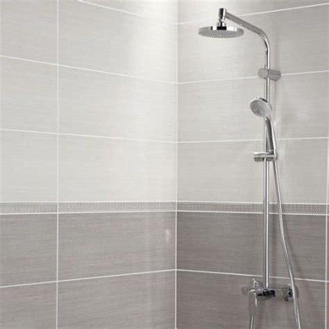 carrelage mural premium en fa 239 ence blanc 24 x 69 cm salle de bain ps