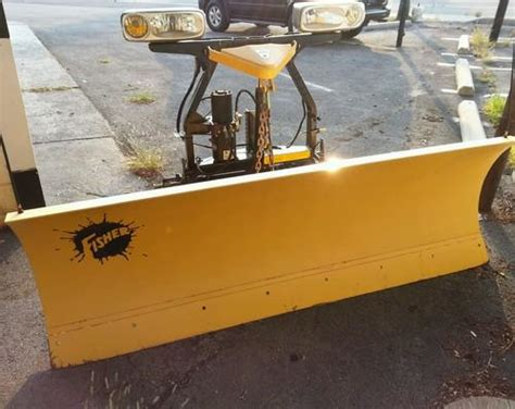 Purchase Fisher Minute Mount Snow Plow With