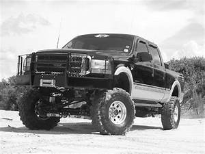 2001 Ford F-250 & Line-X Ford Bronco - Off Road Magazine