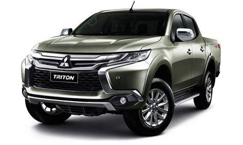 best mitsubishi truck mitsubishi triton 2017 facelift price 2018 2019 best