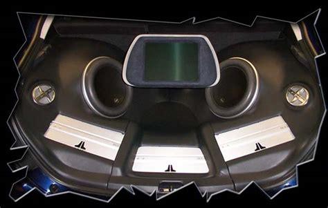 Services Soundproof Custom Car Audio  Stereos Window