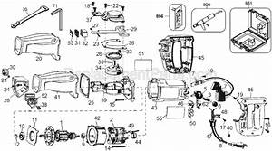 Dewalt Dw305 Parts List And Diagram