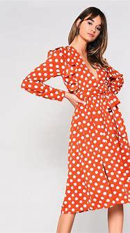 Polka Dot Midi Dress by Glamorous   Glamorous dresses ...