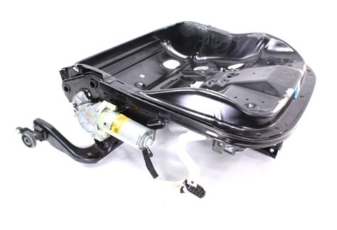 Front Power Seat Base Frame Track Motors