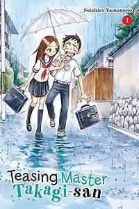 Teasing Master Takagi San Manga Anime Planet