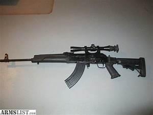 ARMSLIST - For Sale: Saiga sniper rifle 7.62x39 ...
