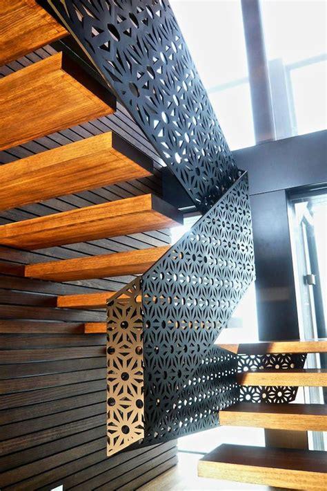 Corrimano Per Scale A Chiocciola by Corrimano E Ringhiere Per Scale Dal Design Moderno Home
