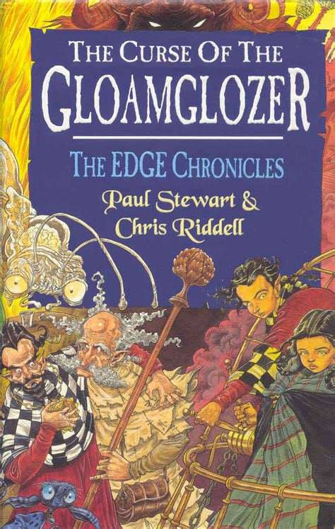blagosphere inspiration  edge chronicles