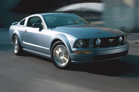 2005 Ford Mustang Coupe by 2005 Ford Mustang Reviews And Rating Motor Trend