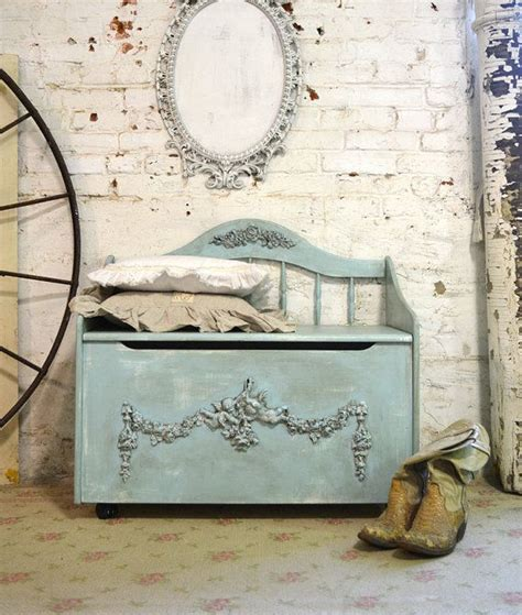shabby chic brands a beautiful brand new hope chest makes a great toy box or blanket chest too features very
