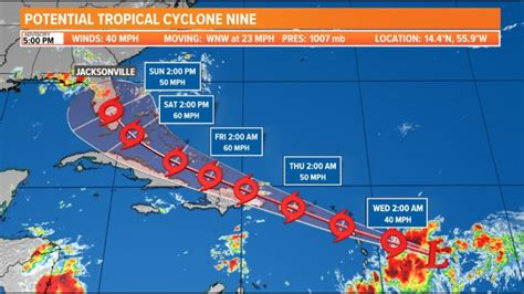 Weather underground provides information about tropical storms and hurricanes for locations worldwide. 'Tropical Storm Isaias' could form as early as tonight ...