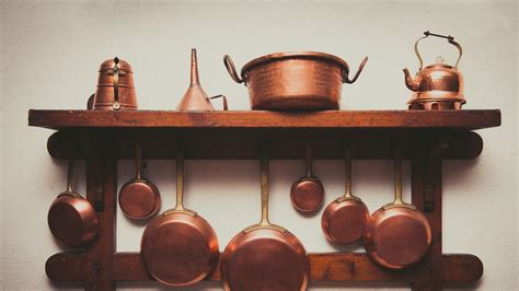 guide  copper cookware  history   shop     clean    epicurious