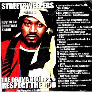 The Drama Hour Pt 5 Respect The God Hosted By Ghostface