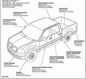 Ford 2005 F150 Manual  2005 Ford F 150 Repair Shop Manual