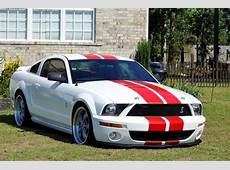 Buy used 2006 FORD MUSTANG GT500 SHELBY LEATHER LOADED