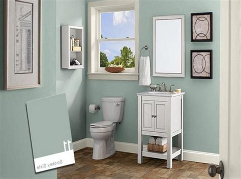 marvelous cool bathroom color ideas for small bathrooms