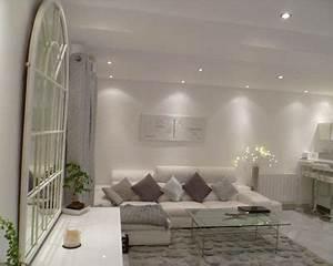 Décoration Orientale Moderne : deco interieur salon oriental ~ Teatrodelosmanantiales.com Idées de Décoration