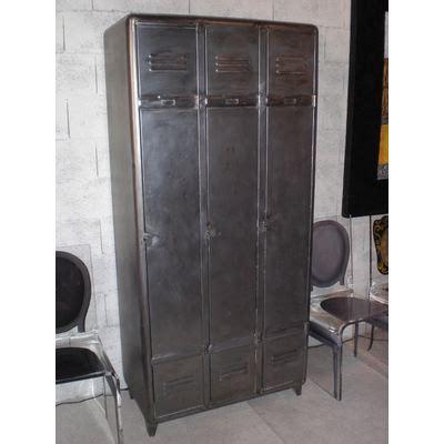 le vestiaire de cle vestiaire industriel m 233 tal achat vente armoire de chambre vestiaire industriel m 233 tal