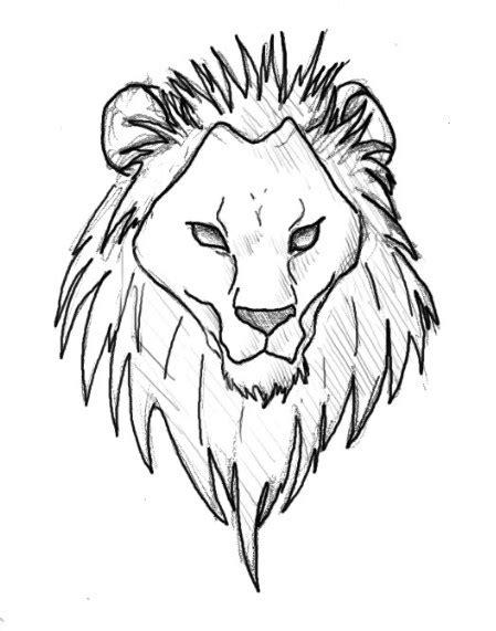 Wow 19+ Gambar Keren Kepala Singa Richa Gambar