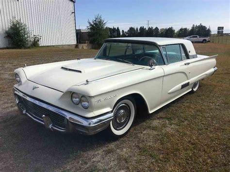 1958 Ford Thunderbird For Sale Classiccarscom Cc 909835
