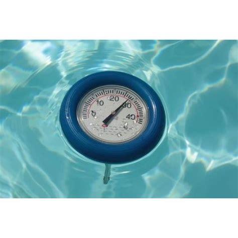 le thermom 232 tre sans fil pour piscine mesurer la