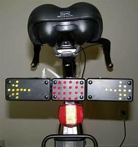 Diy Bike Brake Light And Turn Signals