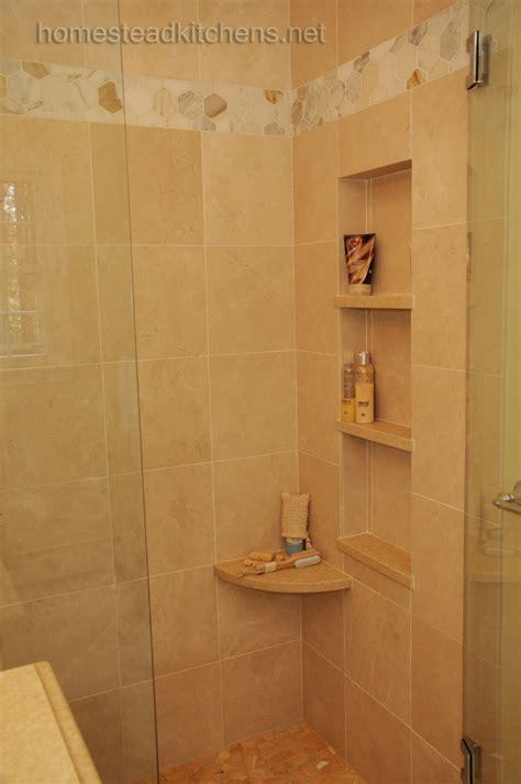 shower corner shelf corner shower shelf bathroom traditional with accent tile